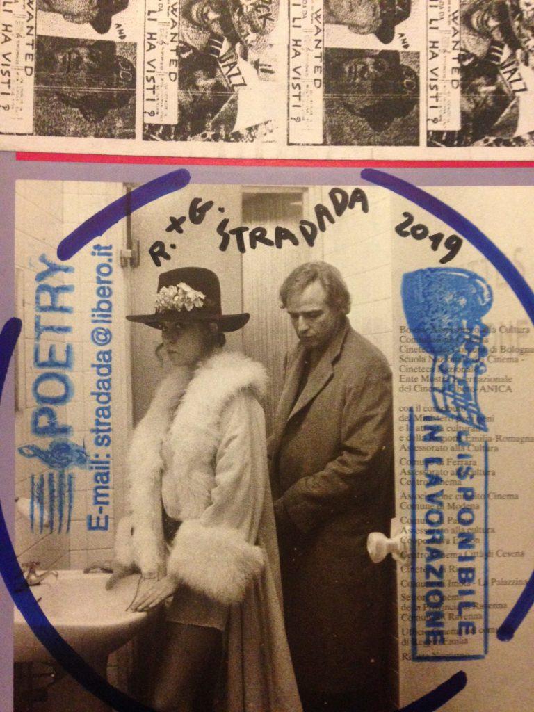 Québec Collage / Projet Art Postal / Giovanni Dada Ravenna