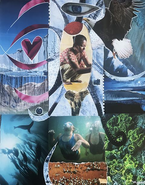 Québec Collage / Projet Boîte à Mouchoir / Sandra Michaud