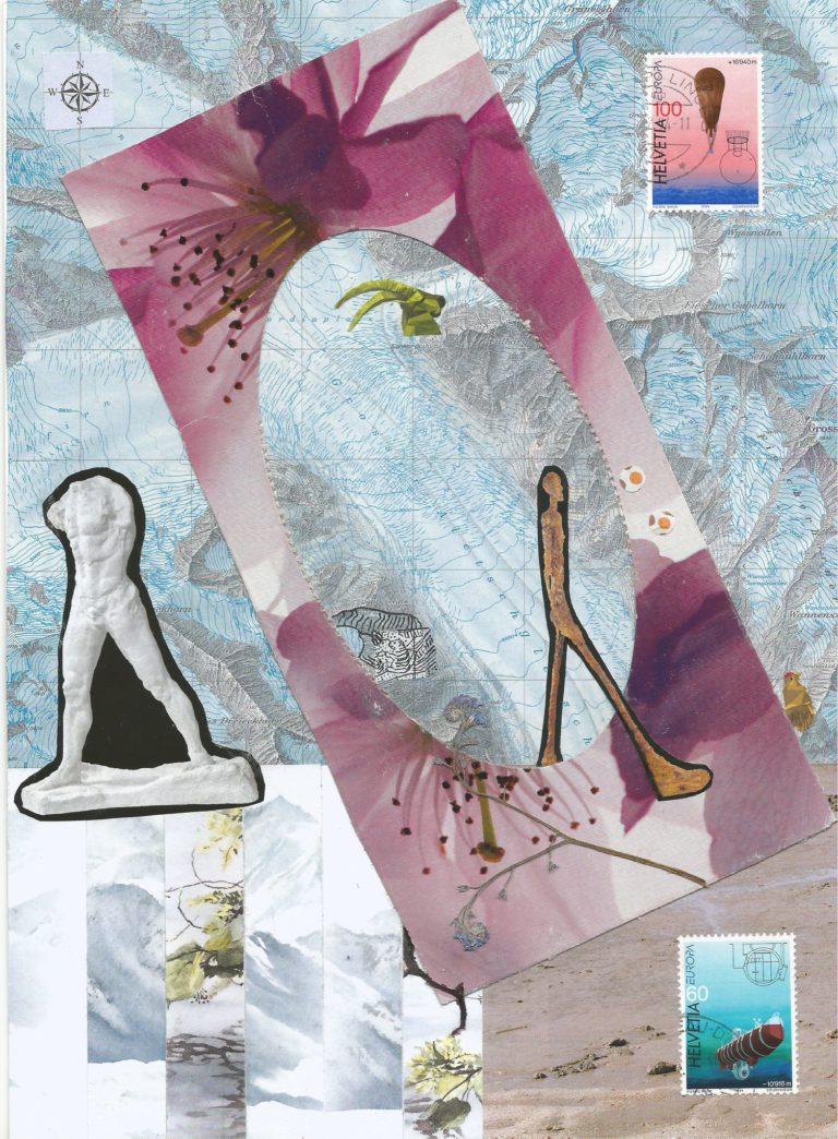 Québec Collage / Projet Boîte à Mouchoir / Jacques Ammann