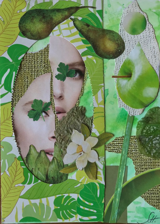Québec Collage / Projet Boîte à Mouchoir / Sarah Hamel