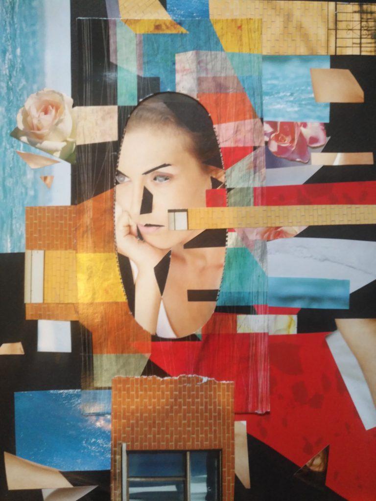 Québec Collage / Projet Boîte à Mouchoir / Nathalie Paquette
