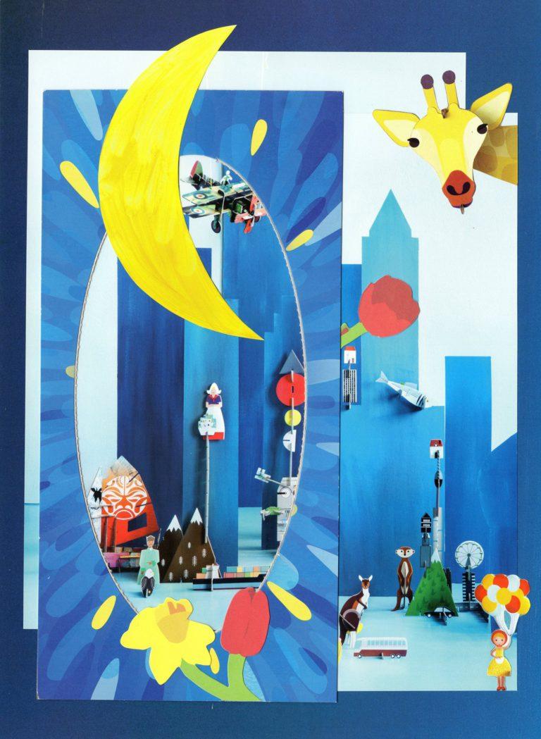 Québec Collage / Projet Boîte à Mouchoir / Jacqueline Achermann