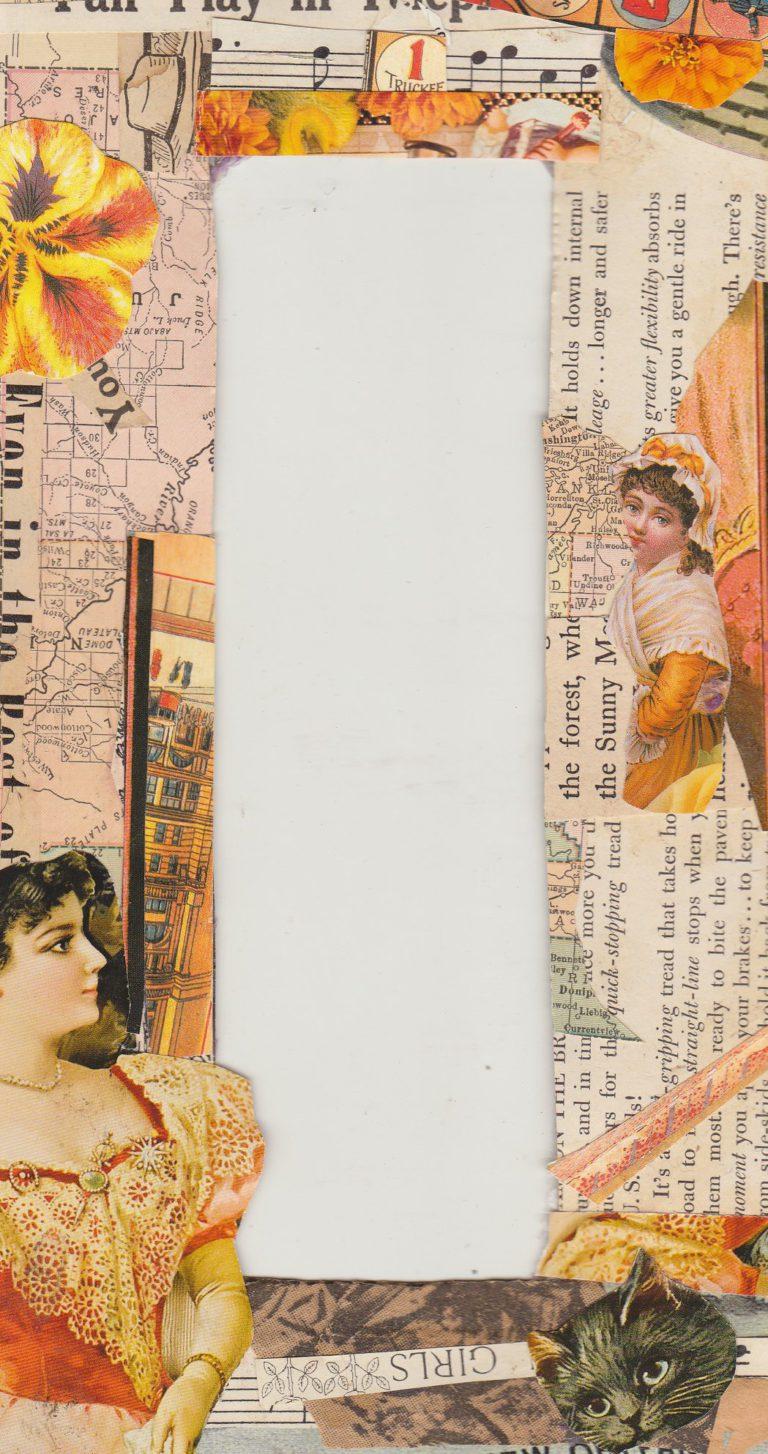 Québec Collage / Projet Boîte à Mouchoir / Jeanne Teolis