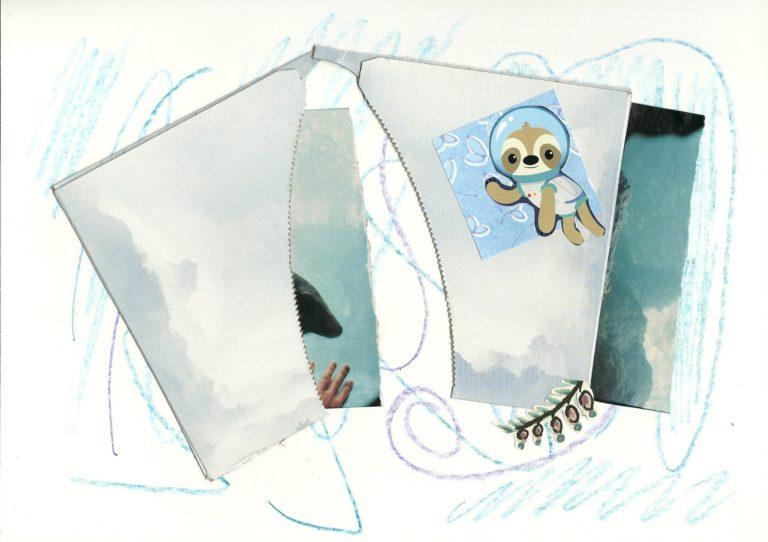 Québec Collage / Projet Boîte à Mouchoir / Laurie MacFarlane