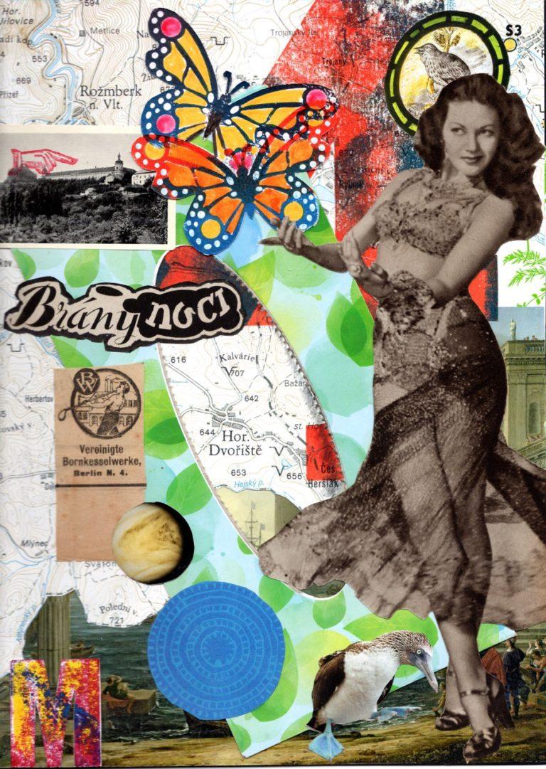 Québec Collage / Projet Boîte à Mouchoir / David Wadmore