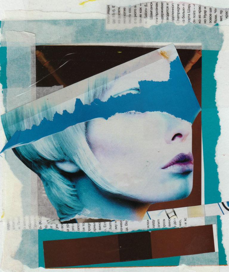 Québec Collage / Projet Bleu / Swindel Dima