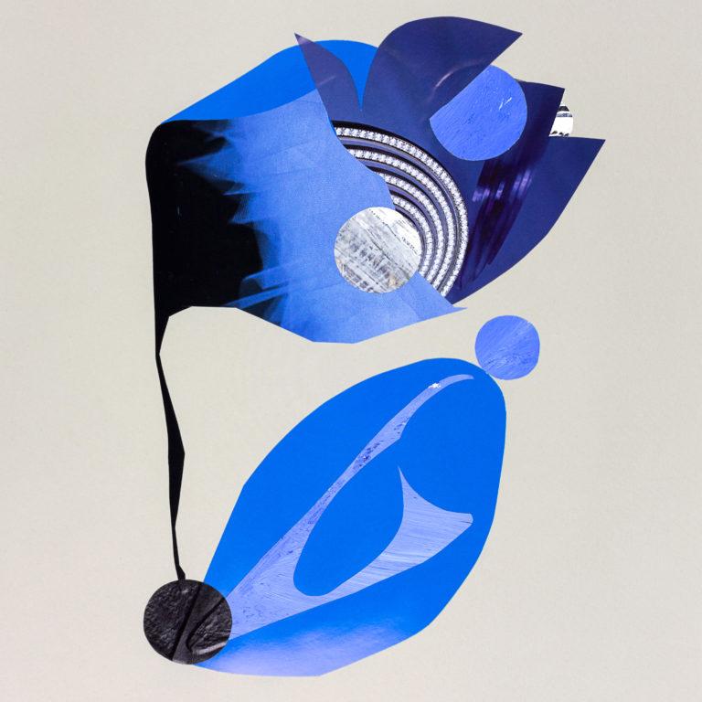 Québec Collage / Projet Bleu / Anya Kim
