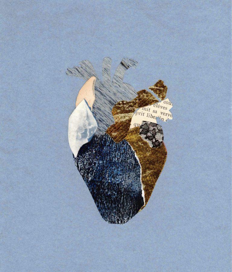 Québec Collage / Projet Bleu / Stéphanie Filion