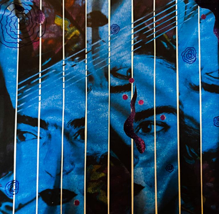 Québec Collage / Projet Bleu / Manon Marcoux