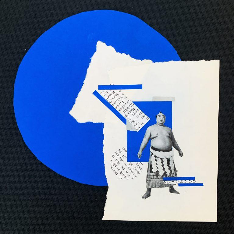 Québec Collage / Projet Bleu / Nathan Griffiths