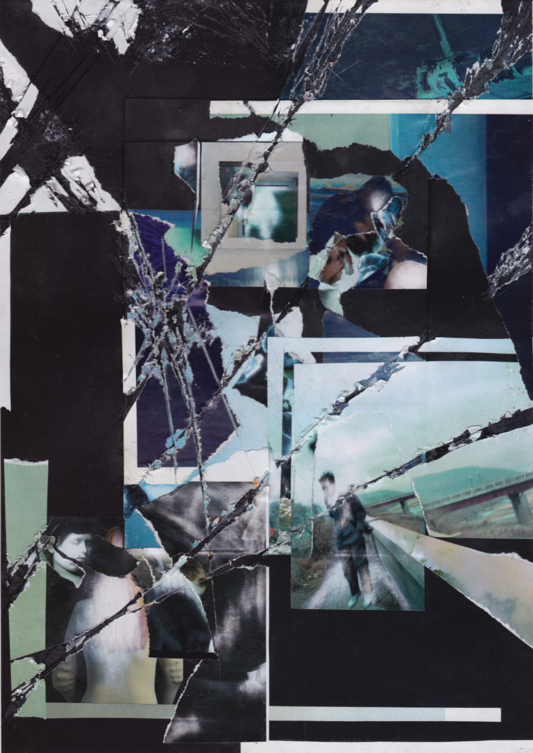 Québec Collage / Projet Bleu / François-Xavier Vigneault Marcil